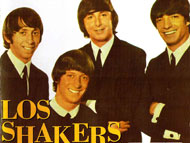 Los Shakers - the Uruguayan Invasion